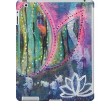 Transformation Into Becoming: Inner Power Painting iPad Case/Skin