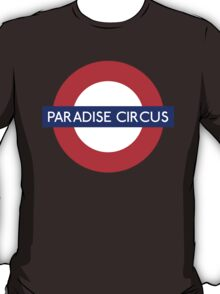Paradise Circus Metro Station T-Shirt