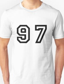 Number Ninety Seven T-Shirt