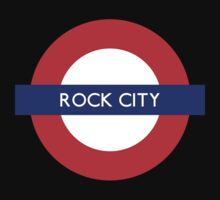 Rock City Underground Station Kids Clothes
