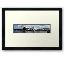 Ottawa, Ontario Framed Print