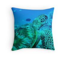 Cruising by... Throw Pillow