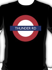 Thunder Road Metro Station T-Shirt
