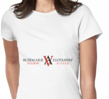 Vampire Academy - Sadow Kissed Womens Fitted T-Shirt