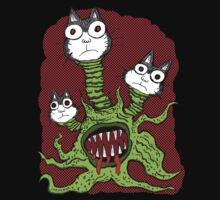 Kitty Monster by jarhumor