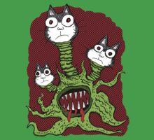 Kitty Monster Kids Tee