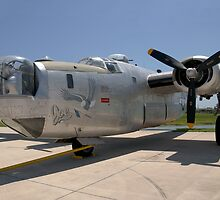 "Consolidated B-24 Liberator ""Joe"" by Mark Kopczewski"