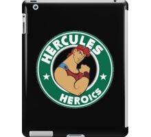 The Starbucks of Ancient Greece iPad Case/Skin