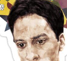 Abed Sticker
