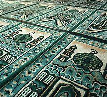 masjid carpet by bayu harsa