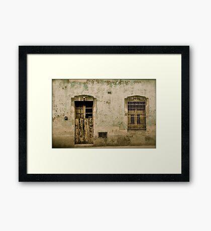 Mérida IV Framed Print