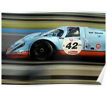 Porsche 917 Poster