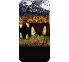 Gator's Teeth  iPhone Case/Skin