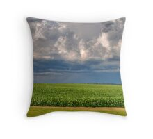 Imminent Weather Throw Pillow