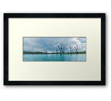 Cania Gorge Framed Print