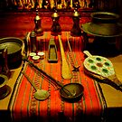 Traditional Arabic Kitchen Tools by Charles Buchanan