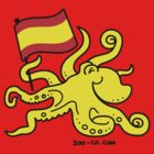 Paul the Octopus is Spanish! by Zoo-co
