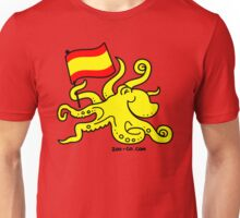 Paul the Octopus is Spanish! Unisex T-Shirt