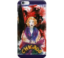 Chicago colors iPhone Case/Skin