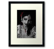 Shruti-III Framed Print