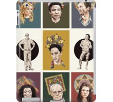 Saints of Greendale iPad Case/Skin