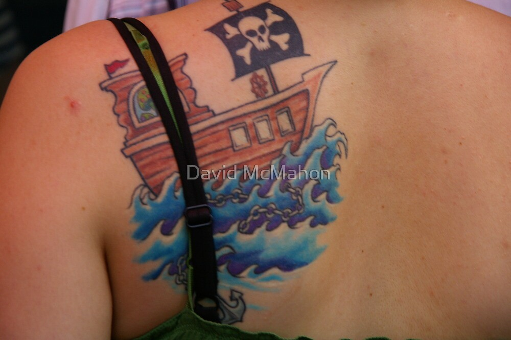 How Many Miles To The Galleon? by David McMahon