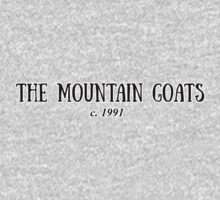the mountain goats c. 1991 by jasontodds
