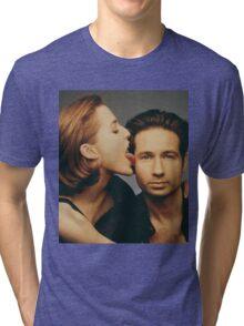 Gilovney photoshoot Tri-blend T-Shirt