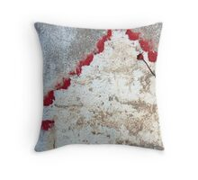 Il fiore Throw Pillow
