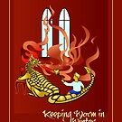 How Dragons Keep Warm in Winter by Patricia Howitt