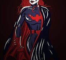 Batwoman by Joozu
