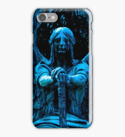 The Angel of Death Victorious iPhone Case/Skin