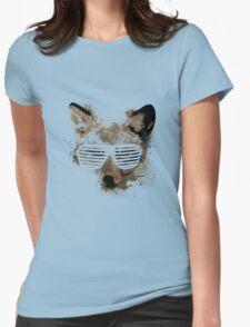 Shutter Fox Womens Fitted T-Shirt