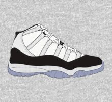 "Air Jordan XI (11) ""Concord"" by gaeldesmarais"