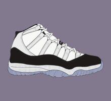 "Air Jordan XI (11) ""Concord"" Kids Tee"