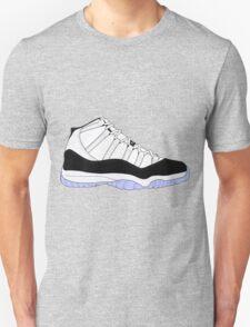 "Air Jordan XI (11) ""Concord"" T-Shirt"