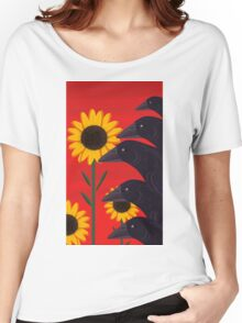 A Murder In The Fields Women's Relaxed Fit T-Shirt