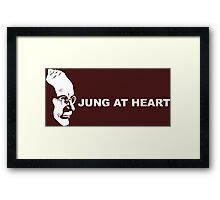 Jung at Heart Framed Print