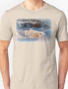 Peace & Goodwill from Yoga Bear Unisex T-Shirt