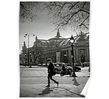 Champs Elysées Poster