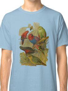 Parrots. [after rudolph becker] Classic T-Shirt