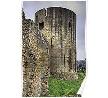 Barnard Castle Tower Poster