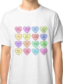 Bitter Hearts Classic T-Shirt