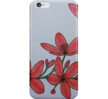 Flower vine iPhone Case/Skin