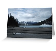 Fairmont from Afar. Greeting Card
