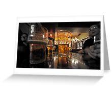 Pub in Canada Greeting Card