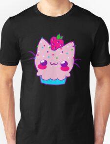 Kawaii Cupcake Kitty Unisex T-Shirt