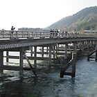 Togetsukyo bridge by Ljikob