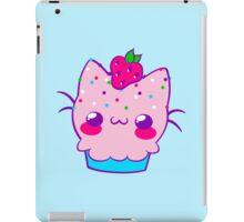 Kawaii Cupcake Kitty iPad Case/Skin