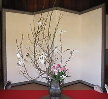 Kyoto ikebana by Ljikob